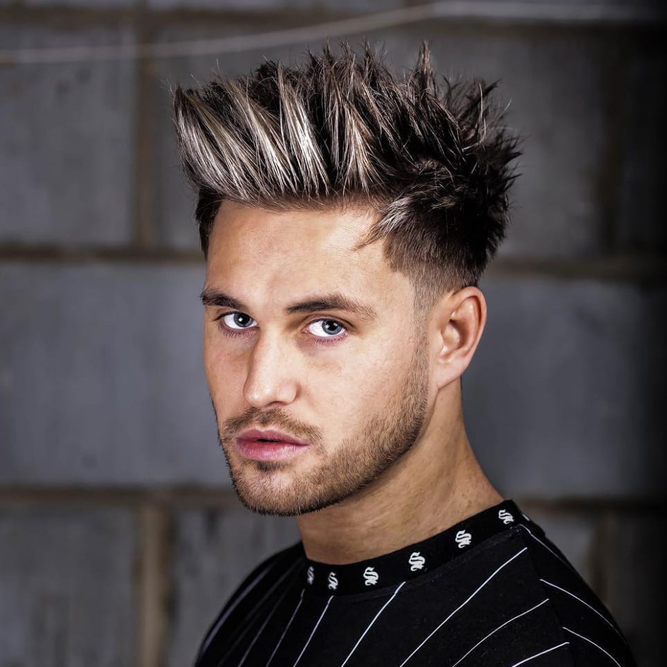 12 Exquisite Spiky Hairstyles: Leading ideas for 1212