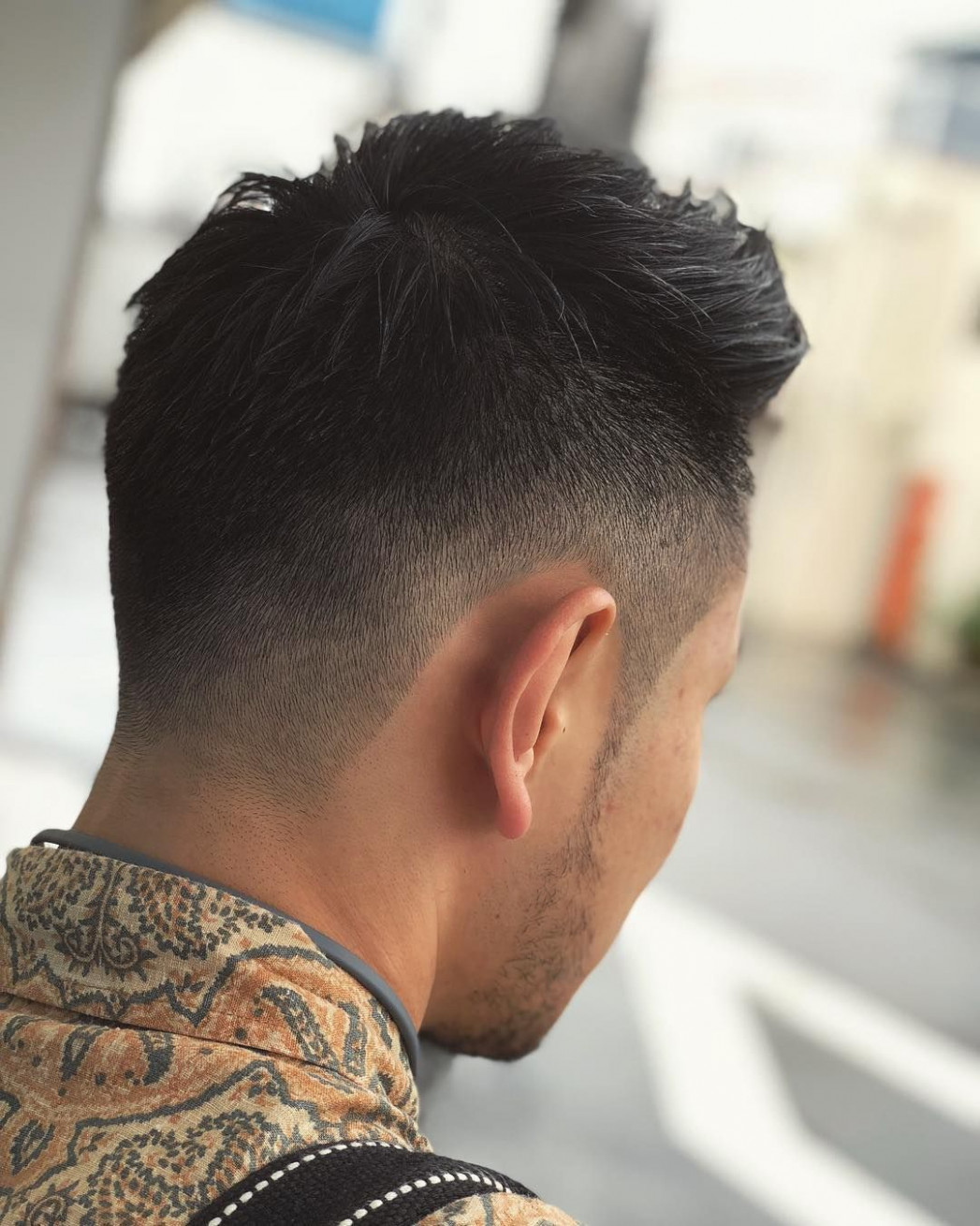 8 Different Fade Haircuts Men Should Try In 8  Fade haircut