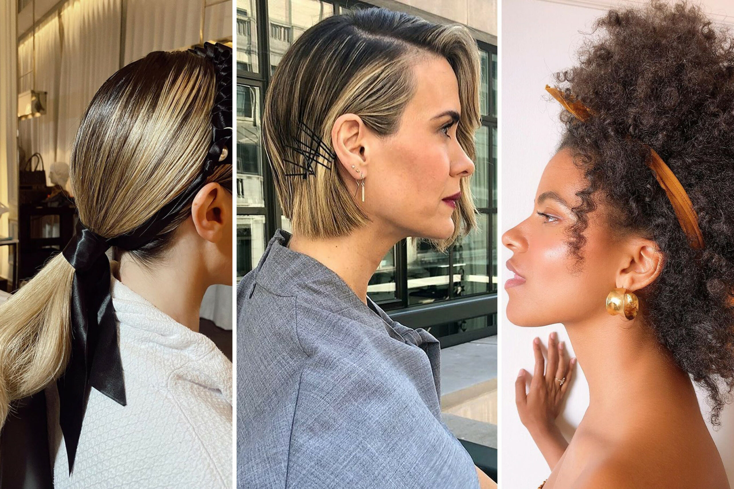 9 Easy Hairstyles for Greasy Hair When You Don't Shampoo — Expert