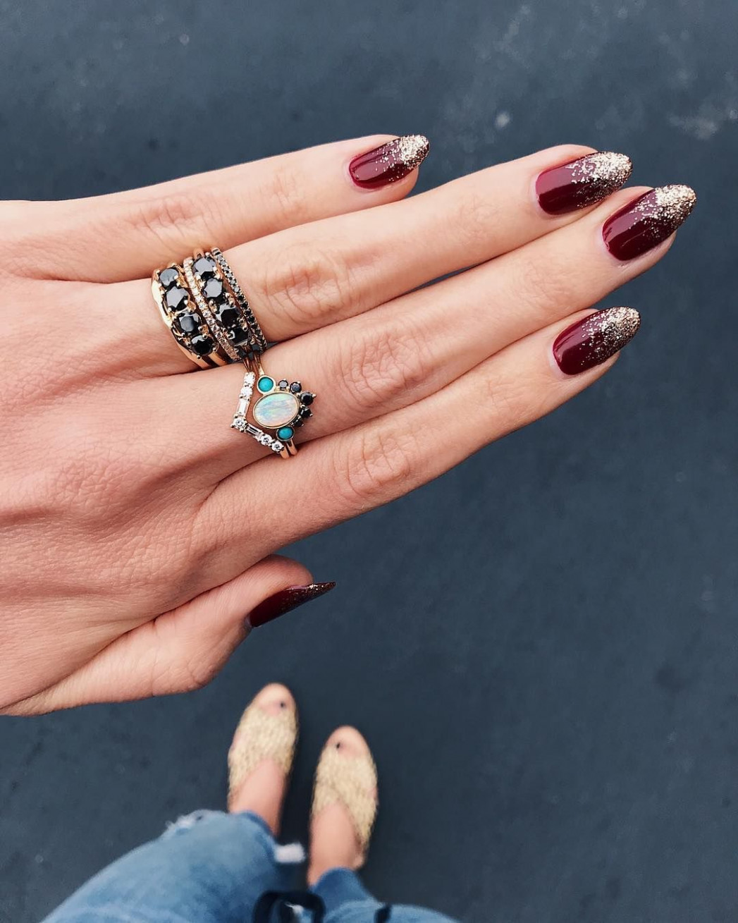 9 Holiday Nail Art Ideas To Get You Into The Christmas Spirit