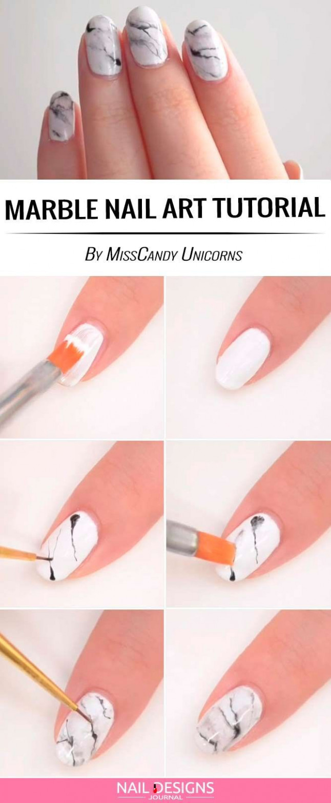 Cute And Easy Nail Designs to Do at Home ☆ See more: https  - Cute Manicure Designs