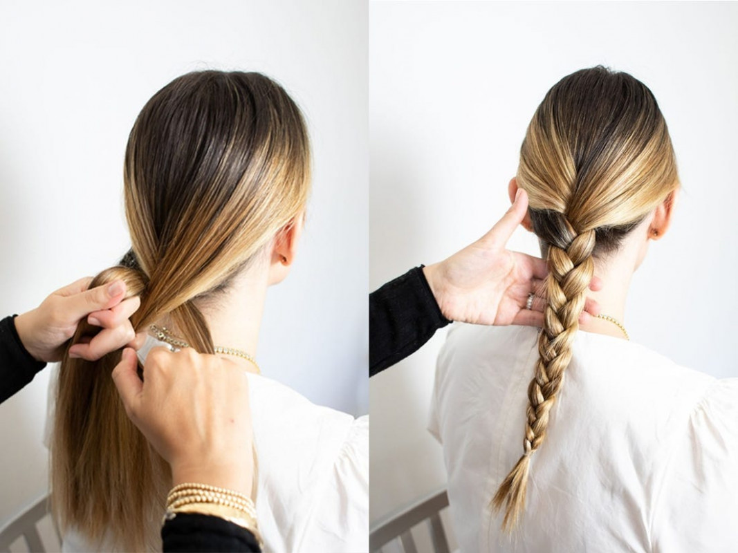 How to braid hair — step-by-step photos and video tutorials - Insider