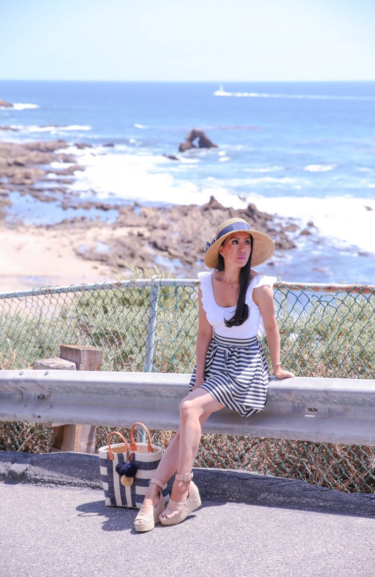 """Stylish Petite on Twitter: """"Summer outfit ideas on the blog: https"""