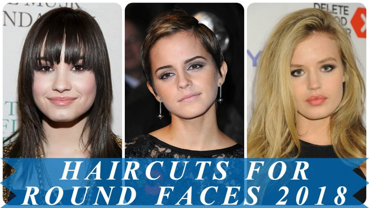 10 amazing short haircuts for women with round faces 10