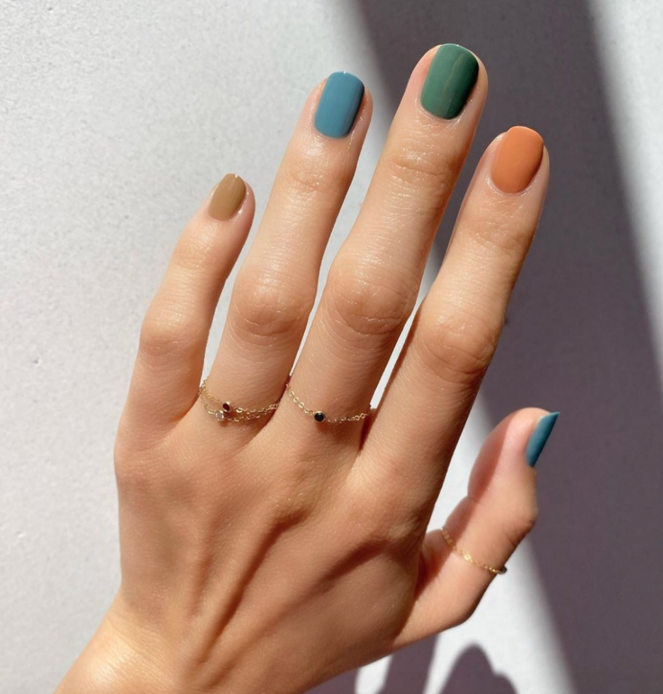 11 Fall Nail Art Ideas 11: Trendy Designs to Try This Autumn