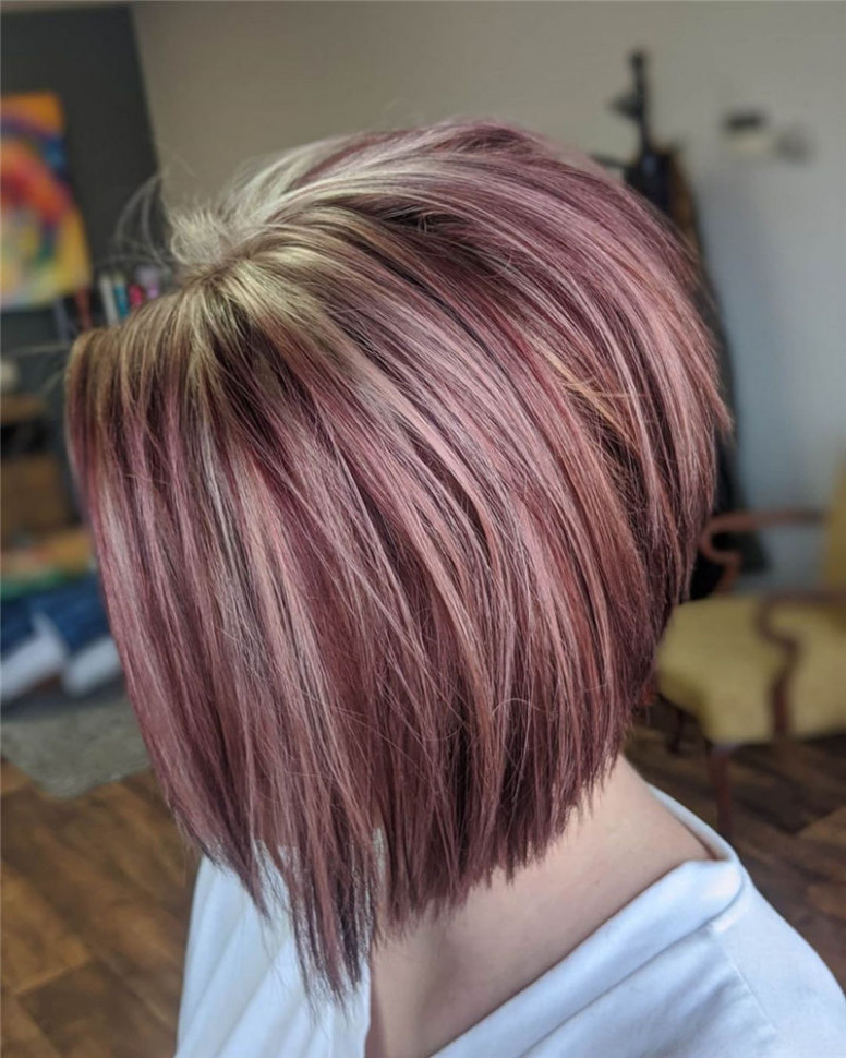 12+ Cute Bob Haircuts You Can't Miss This Year - Page 12 of 12