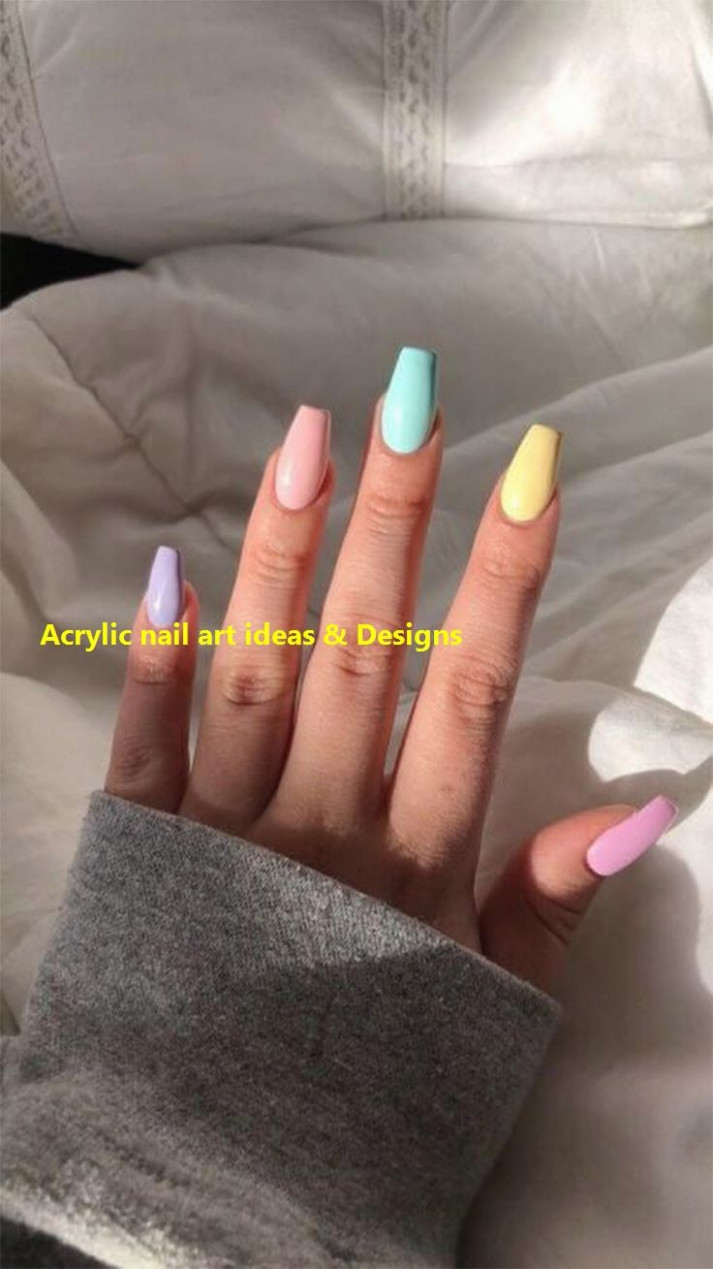 9 GREAT IDEAS HOW TO MAKE ACRYLIC NAILS BY YOURSELF 9 in 99