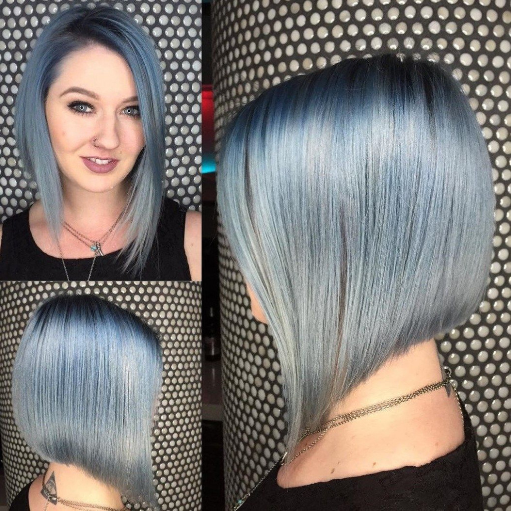 Cute Looks with Short Hairstyles for Round Faces 10 - Styles Art
