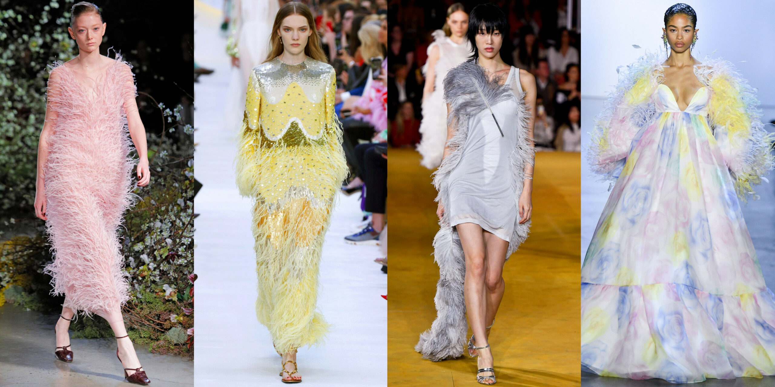 Fashion Trends of Spring 9  New Spring 9 Styles to Invest In