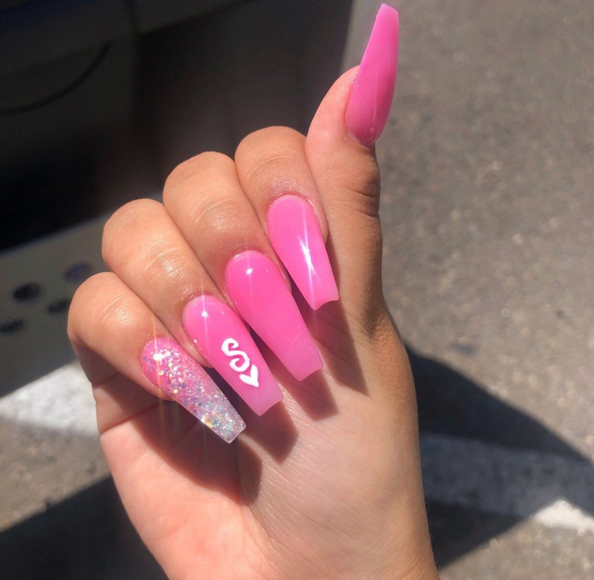 ✨💜✨ SUMMER NAILS ✨💜✨ Ideas you might love ✨💜✨ Coffin