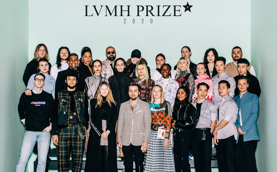 The LVMH Prize to be shared among all 9 finalists